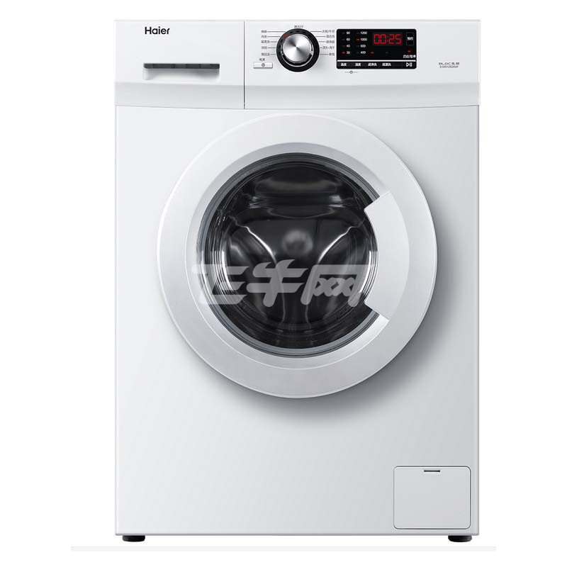 海尔滚筒洗衣机 eg8012b29wf