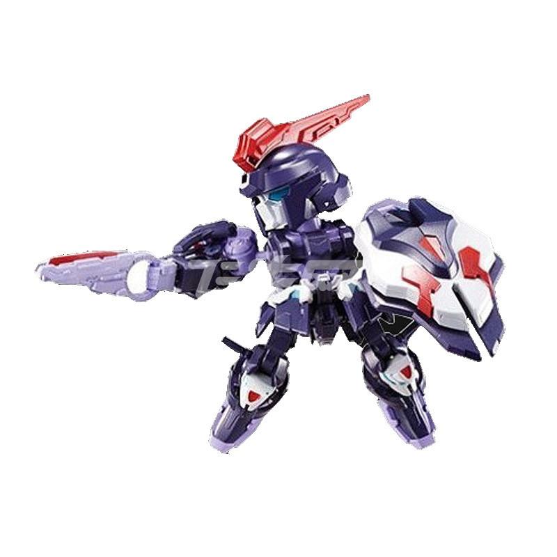 奥迪双钻 凯能超限猎兵拼装模型q版 前导重装近战凯能