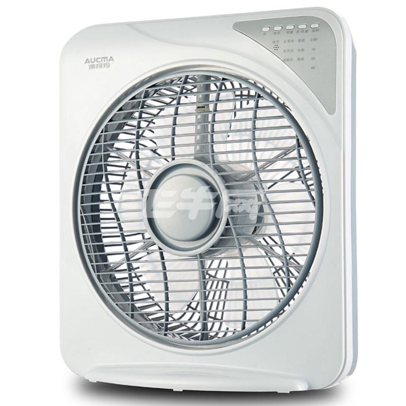 澳柯玛电风扇 台扇家用遥控台式转页扇学生宿舍7.5h定时电扇风扇