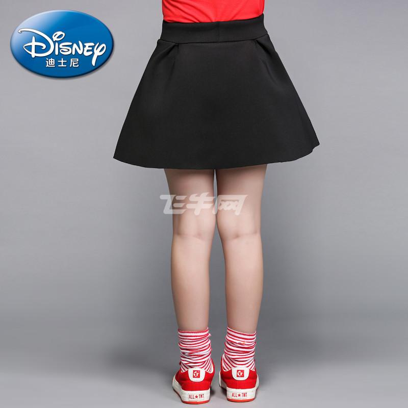 disney童装迪士尼米妮女童 可爱公主短裙 2016春装新款 儿童裙子