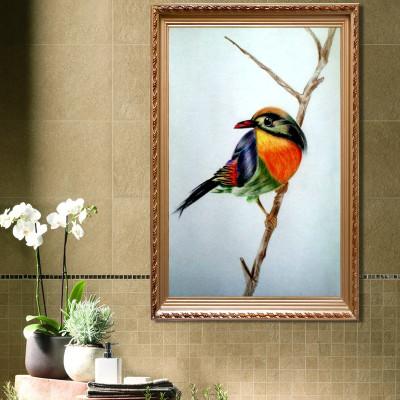 简约装饰画艺术动物手绘抽象画客厅沙发墙画