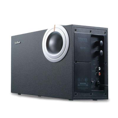漫步者R201T06多媒体台式电脑2.1声音音箱 低音炮 木质音响 正品音响怎么样