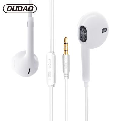 苹果手机耳机入耳式小米oppo通用vivo