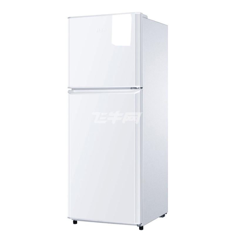 haier/海尔bcd-137tmpf137升海尔家用小型静音节能双门小冰箱