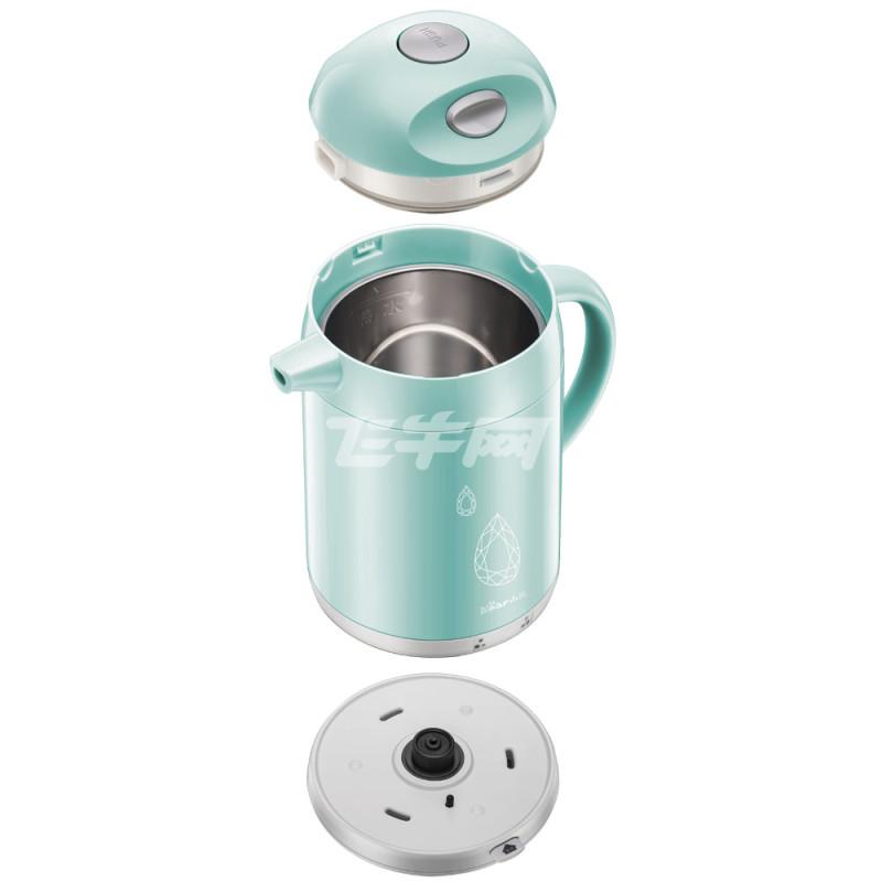 bear/小熊 zdh-b13u1电热水壶快速烧水壶煮茶器开水壶