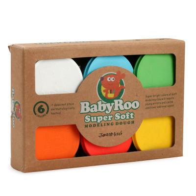 美乐橡皮泥 无毒 儿童彩泥套装 超轻粘土 泥土玩具泥 手工制作