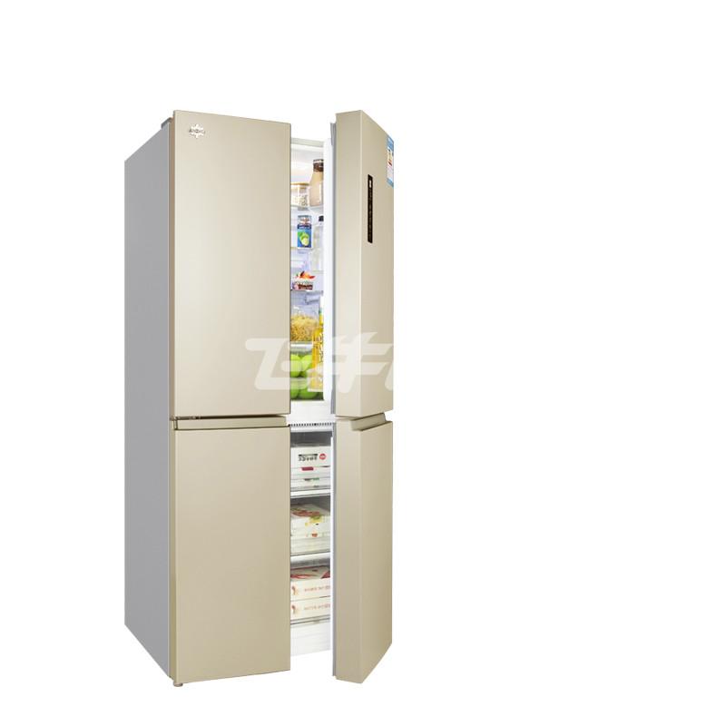 格力晶弘(kinghome) bcd-426pqc2十字对开门冰箱速冻变频电脑智控