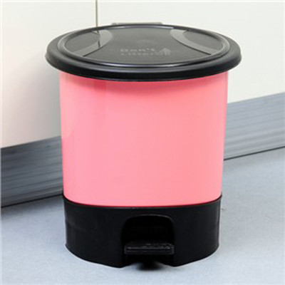 (922)塑料垃圾筒卫生间客厅厨房家用垃圾桶垃圾筒
