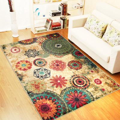客厅沙发茶几地毯毯子卧室床边地毯门厅欧式复古地毯