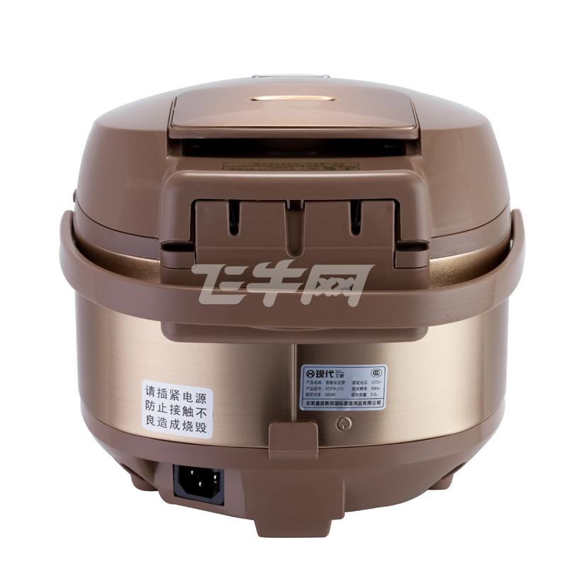 现代工匠 智能电饭煲 xdfb-213