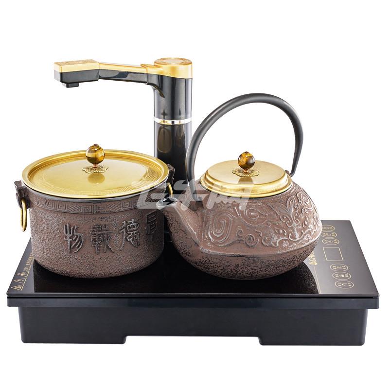 志高(chigo)ld-1608电磁茶炉自动上水电热水壶功夫茶烧水壶养生泡茶