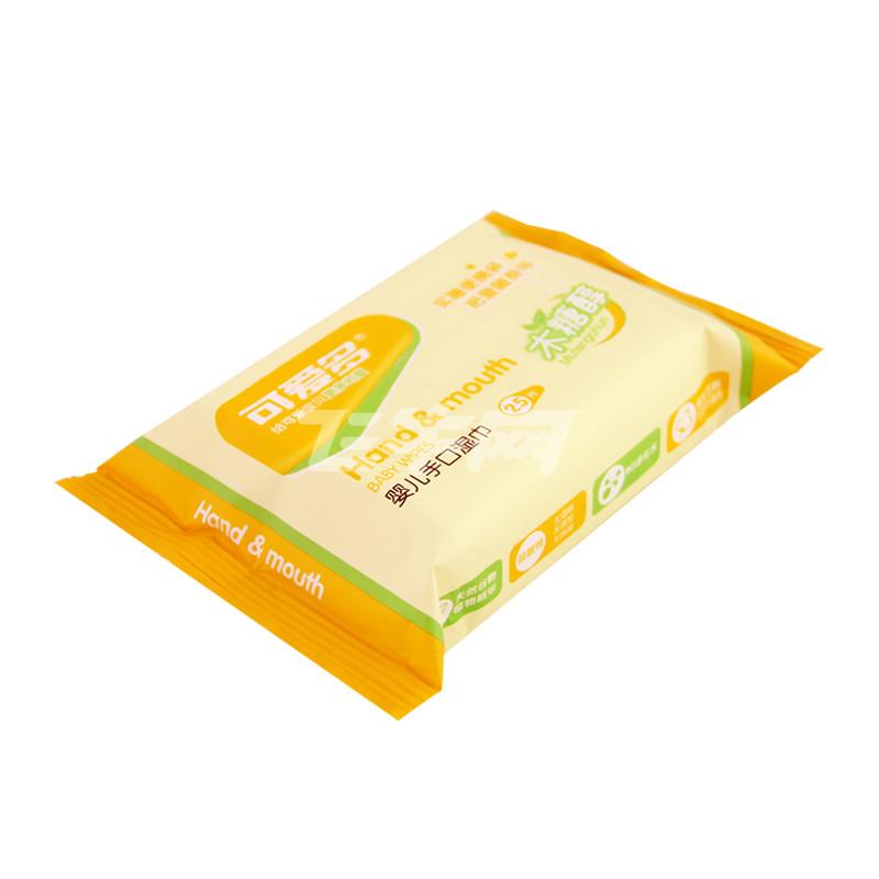 可爱多婴儿口手湿巾25片*6包