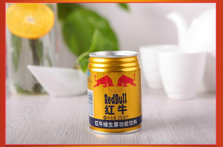 红牛维生素功能饮料(原味型6联包)250ml*6罐/组购买心得